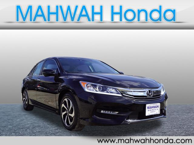 Certified Pre-Owned 2016 Honda Accord EX w/Honda Sensing