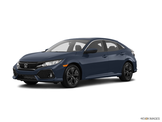 New 2018 Honda Civic EX 1.5T