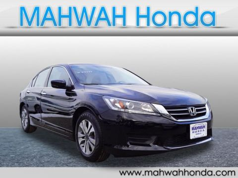 Certified Pre Owned 2017 Honda Accord Lx