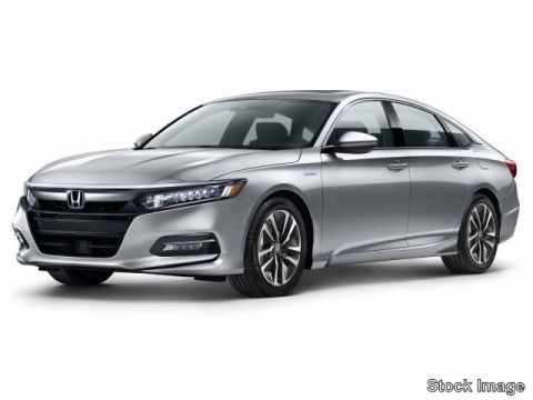 New 2018 Honda Accord Hybrid HYB EX